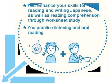 Correspondence Course | KUMON Japanese Language Program