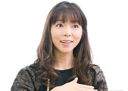 フリーアナウンサー 久保純子さん