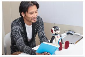 ロボットクリエイター 高橋智隆さん