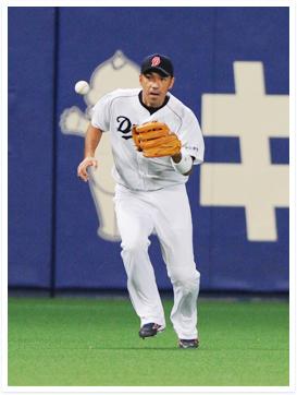 プロ野球選手 和田一浩さん