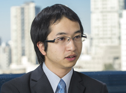 被災地内科医 森田知宏さん