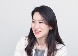 外務省 女性参画推進室 室長 松川るいさん