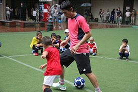 元サッカー日本代表 宮本恒靖さん