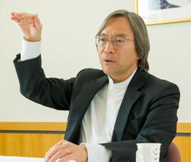 多摩大学大学院名誉教授 シンクタンク・ソフィアバンク代表 田坂広志先生