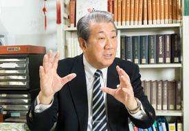教育史学者 沖田行司先生