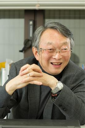 応用言語学者 吉田研作先生