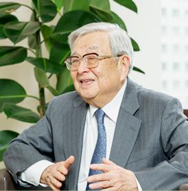 国際基督教大学教育研究所顧問 千葉杲弘先生