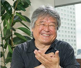 指揮者 浮ヶ谷孝夫さん