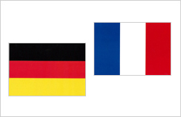 フランス語・ドイツ語