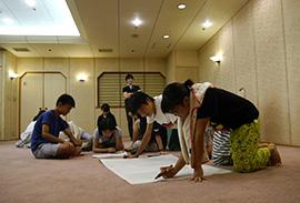 公文国際学園-日本文化体験