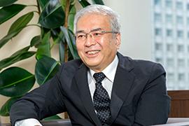 立命館アジア太平洋大学学長 是永駿先生
