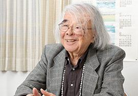 昔話研究者 小澤俊夫先生