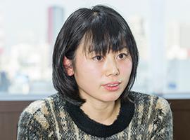 岡森陽子さん
