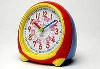 「スタディめざまし」目覚まし時計