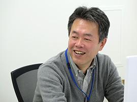 フォレスト 高橋さん(所長)