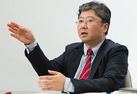 澤田康幸先生