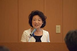 グローバル・コミュニケーション&テスティング主催セミナー 帯野 久美子氏