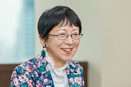 ジャーナリスト 多賀幹子さん