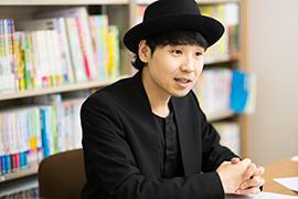 オノマトペ研究家 藤野良孝先生