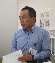 就労支援としてのKUMON-S&Jパンドラ 坂口所長
