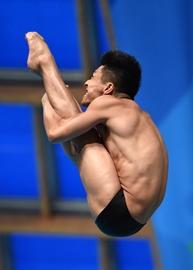 飛込競技選手 寺内健さん