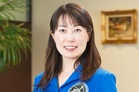 宇宙飛行士 山崎直子さん