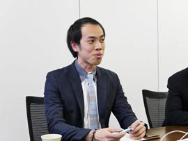 日本コンピューター株式会社 フング・シャン・ダンさん