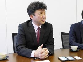 日本コンピューター株式会社ベトナム法人設立準備室係長大藪克巳さん