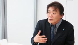 自立支援施設サポート部 部長 石井勝志