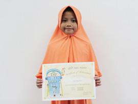 インドネシアでのTOEFL Primary®、TOEFL Junior®テスト受験生