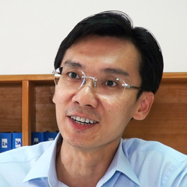カンボジア王国に公文式教室開設 ヘン先生