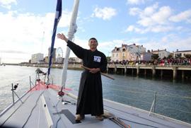海洋冒険家 白石康次郎さん
