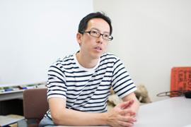 松村真宏先生