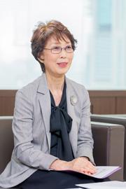 絵本作家・童話作家 正岡 慧子さん