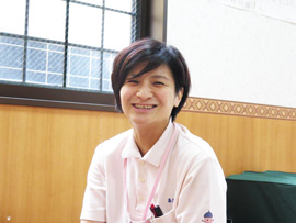 「高次脳機能障害」支援拠点病院 浅倉部長(作業療法士)