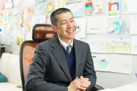 英語教育学者 町田 智久先生