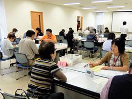 千葉県白井市で楽しく認知症予防