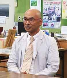 北浦三育中学校