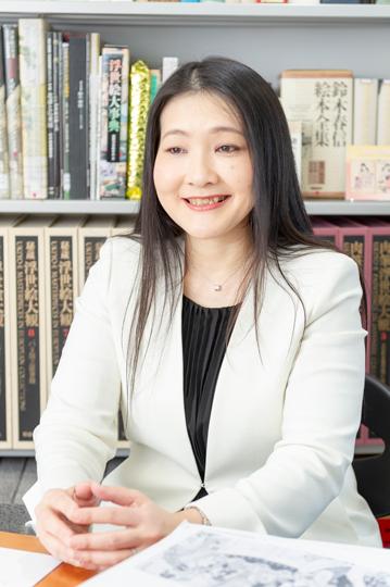 國學院大學文学部哲学科教授 藤澤紫先生