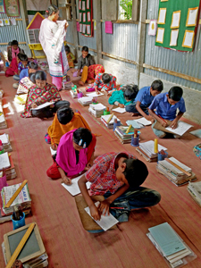 公文式の持続可能な教育支援と国際貢献