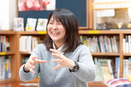 堺真由子さん