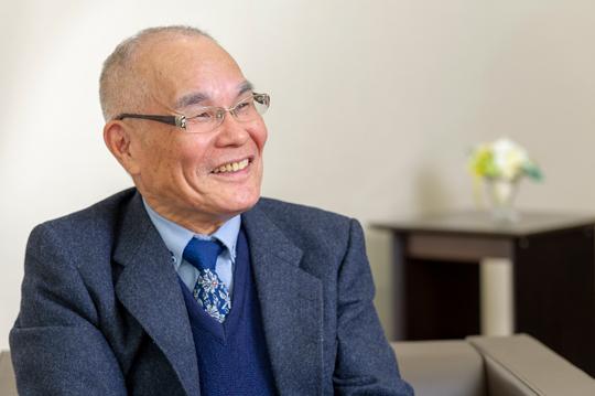 教育実践「響の会」会長 角田明先生