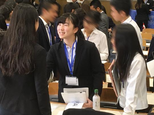 公文国際学園中等部・高等部―模擬国連2019