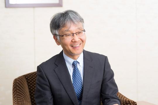 関西大学 外国語学部・関西大学 大学院外国語教育学研究科 教授 竹内理先生