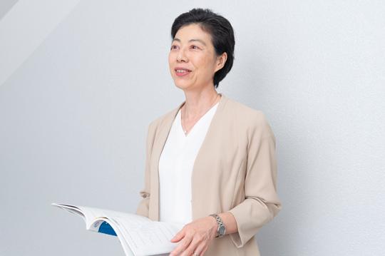 早稲田大学 教育・総合科学学術院 教授 澤木泰代先生