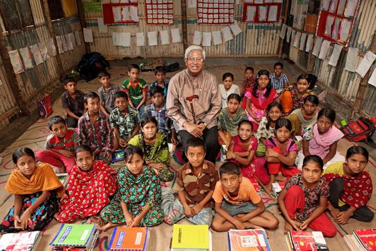 バングラデシュでのソーシャルビジネスのパートナーに選ばれたKUMON
