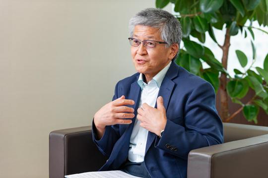 往来物研究家 小泉吉永先生