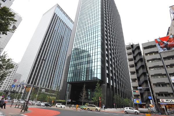 フコクしんらい生命保険 本社(東京都・新宿区)