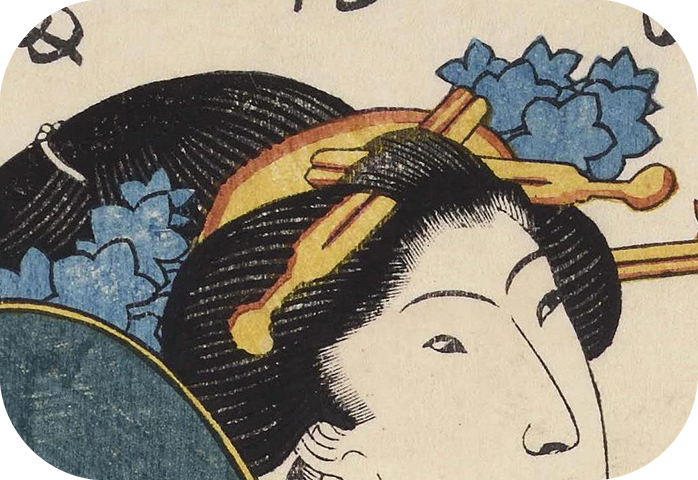 kumonの浮世絵
