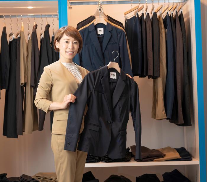 オアシススタイルウェア代表取締役中村有沙さん
